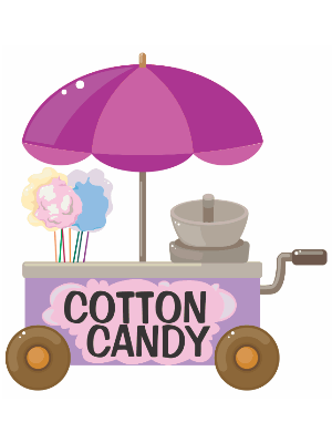 Cotton Candy Station v2