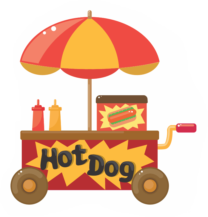 Hot Dog Station