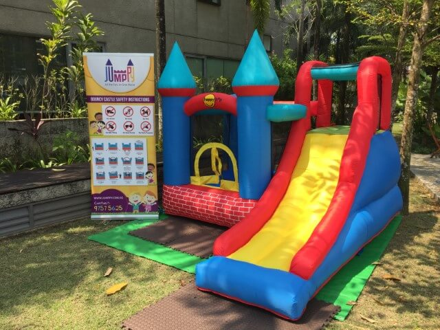 Medium Sized Bouncy Castle Rental