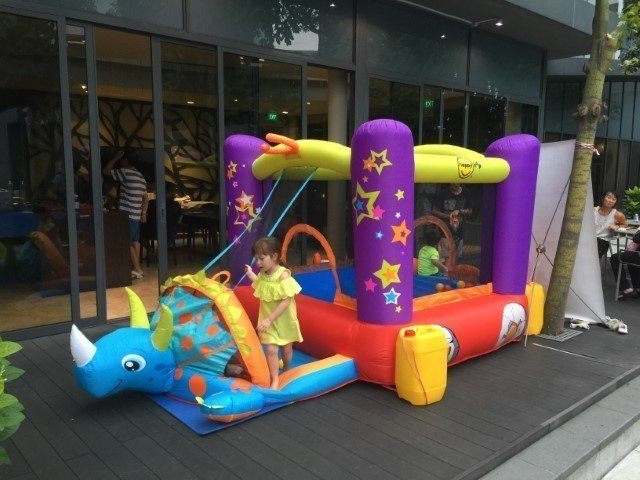 Small Sized Bouncy Castle Rental