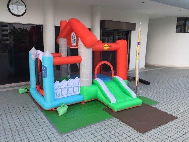 Small Sized Bouncy Castle Rental