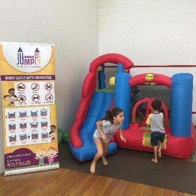 6 in 1 Bouncy Castle-1