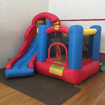 6 in 1 Bouncy Castle-2