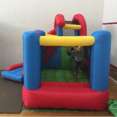 6 in 1 Bouncy Castle-4