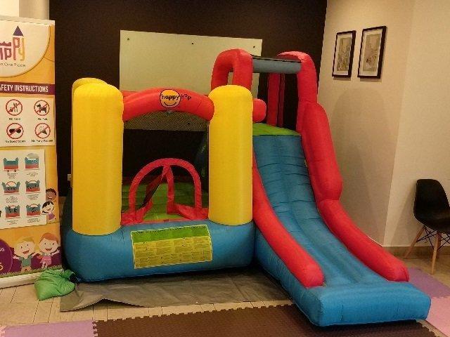 Adventure Zone Bouncy Castle