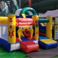Clown in da Town Bouncy Castle