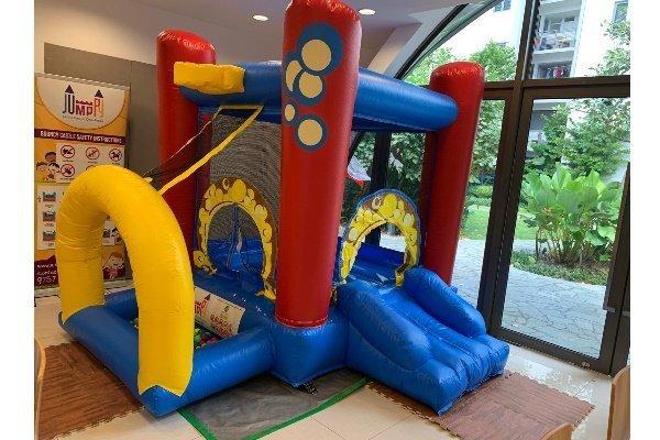 Bubble Bounce Castle 2